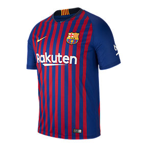 FC Barcelona 2018/19 Nike Breathe Home Stadium Jersey