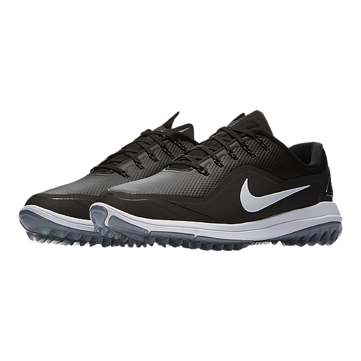 detailed look 8fded 47630 Nike Lunar Control Vapor 2 Men s Golf Shoes - Black Cool Grey White. (0).  View Description