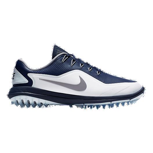 83f861f52451 Nike Men s Lunar Control Vapor 2 - Blue Silver White