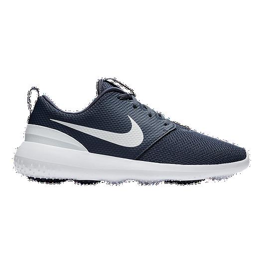 76b7f93d168b Nike Men s Roshe G Golf Shoe - Blue White