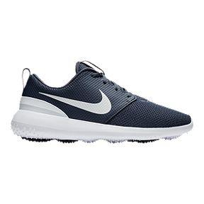 Nike Men's Roshe G Golf Shoe - Blue/White