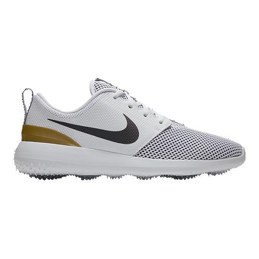 c96bc14f8ce Nike Men's Roshe G Golf Shoe - White