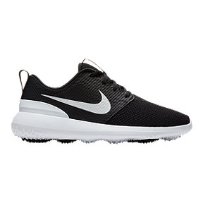 Nike Women's Roshe G Golf Shoes - Black/White