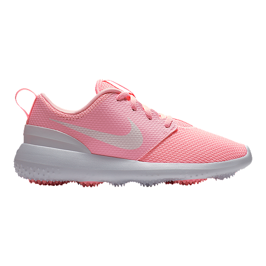 3a527a4e2641 Nike Women s Roshe G Golf Shoe - Pink White