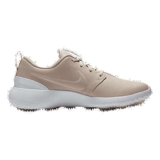 70ba64d86896 Nike Golf Women s Roshe G Premium Golf Shoes - Bone White