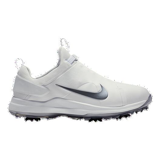 c8c10112f7 Nike Golf Men's Tour Premiere Golf Shoe - White/Silver   Sport Chek
