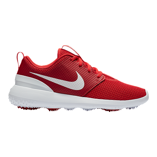buy popular 46f4f dcb6b Nike Kids  Roshe G Jr. Golf Shoe - Red White   Sport Chek
