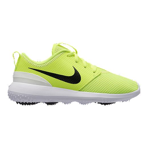 c3495ddc9379f2 Nike Kids' Roshe G Jr. Golf Shoe - Volt | Sport Chek