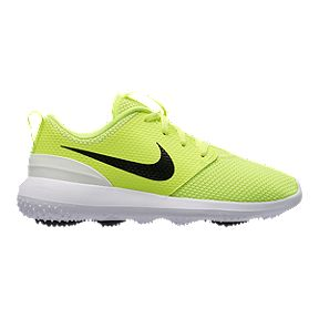 813a0e0de0 Nike Kids' Roshe G Jr. Golf Shoes - Volt