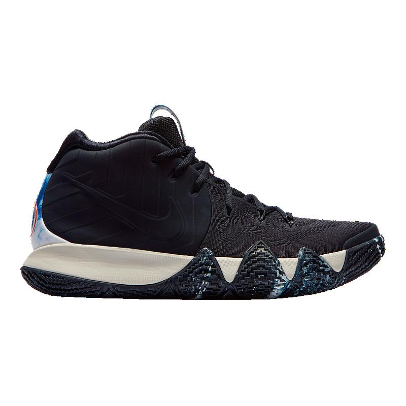 sports shoes eb129 4abd6 ... store nike mens kyrie 4 n7 basketball shoes obsidian light bone sport  chek 73cb0 78a0f