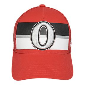new arrival 99a93 2cf9d Ottawa Senators Kids  NHL 100 Classic Structured Flex Hat