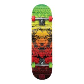 Madd Gear Rasta Lion Skateboard
