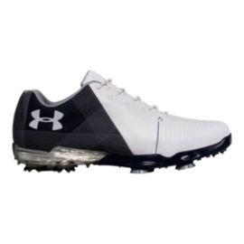 Under Armour Men's Spieth Two Golf Shoes - Blue/White