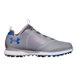 Under Armour Men's Tempo Sport 2 Golf Shoes - Blue