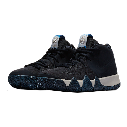 37428fc6bf5 Nike Kids  Kyrie 4 N7 Grade School Basketball Shoes - Obsidian Light ...