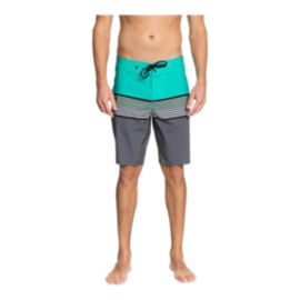 Quiksilver Men's Highline Division 20 Inch Boardshorts - Tropic Green