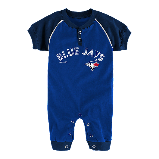 Toronto Blue Jays Newborn Game Time Coverall