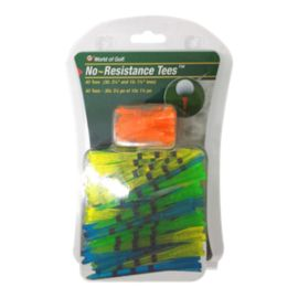 "JEF Translucent Tee 3 1/4"" Combo 40 Pack"