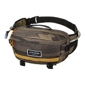 Dakine Hot Laps 5L Waist Pack - Field Camo