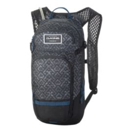 Dakine Session 12L Hydration Backpack - Stacked Black
