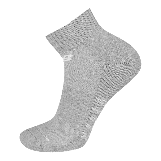 93106a713a48f New Balance Men's Performance Cotton Quarter Socks - 6-Pack | Sport Chek