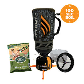 JetBoil Flash Stove 2.0 Java Kit - Geo