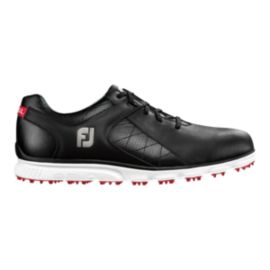 Footjoy Men's Pro SL Golf Shoes - Black