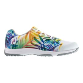 FootJoy Women's Leisure Golf Shoes - Tropical