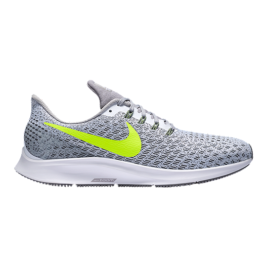 73d1d5d22e33 Nike Men s Air Zoom Pegasus 35 Running Shoes - White Red Volt ...