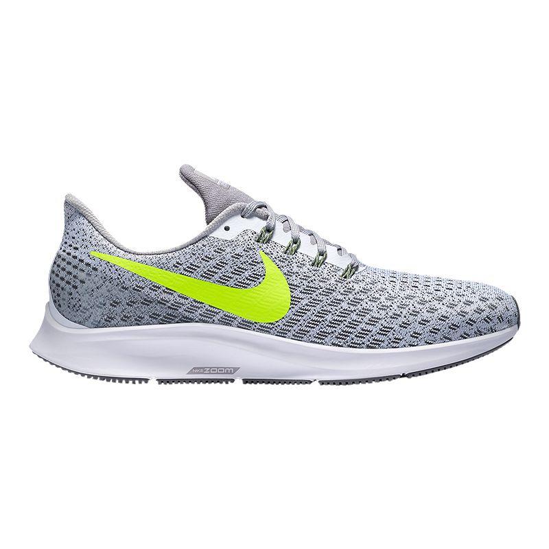 carrera Abolladura Interpretativo  Nike Men's Air Zoom Pegasus 35 Running Shoes - White/Red/Volt | Sport Chek