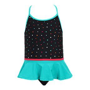 970084620e816 Mandarine Girls  Vitamin Sea 1 Piece With Skirt Swim Suit