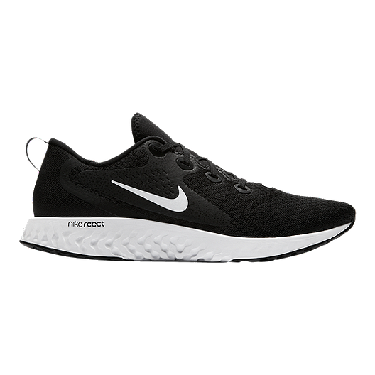 2f329d219 Nike Men s Legend React Running Shoes - Black White