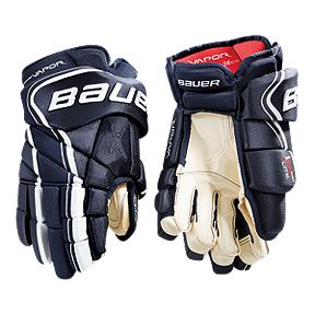 c25c4b823db137 Bauer Vapor 1X Lite Pro Senior Hockey Gloves