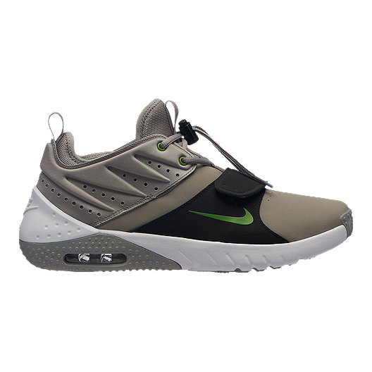 low priced ff924 2df37 Nike Men s Air Max Trainer 1 Leather Training Shoes - Grey White Black    Sport Chek