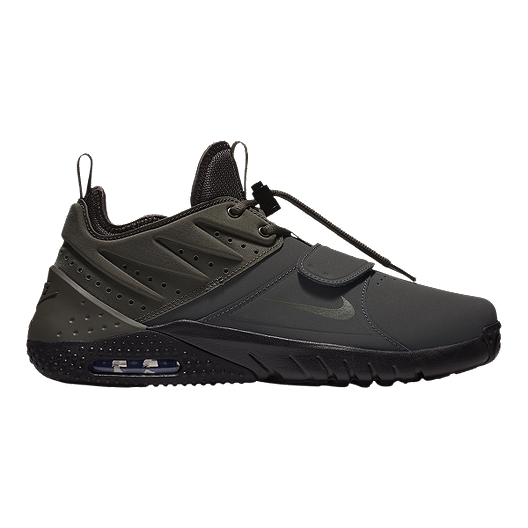 8633d4d394 Nike Men's Air Max Trainer 1 Training Shoes - Leather Grey/Black | Sport  Chek