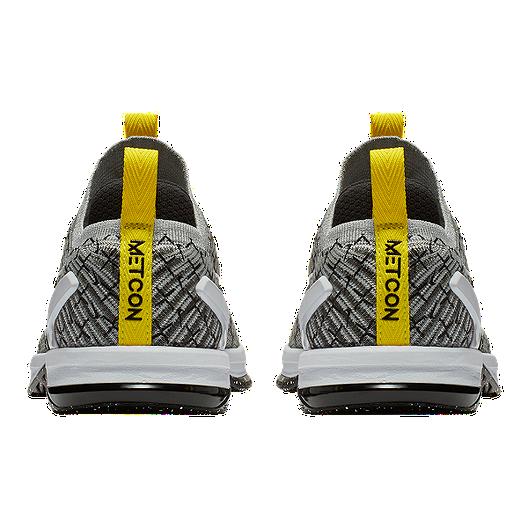 12107eb3df82 Nike Men s Metcon DSX Flyknit JDQ Training Shoes - Black White Yellow. (0).  View Description