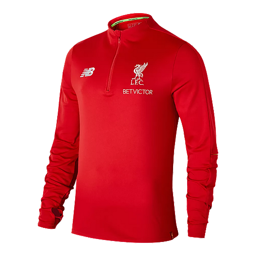 39fa4800e Liverpool FC New Balance Elite Training Hybrid Sweater | Sport Chek
