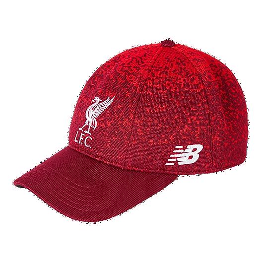 8943eeaee2a Liverpool FC New Balance Klopp Cap