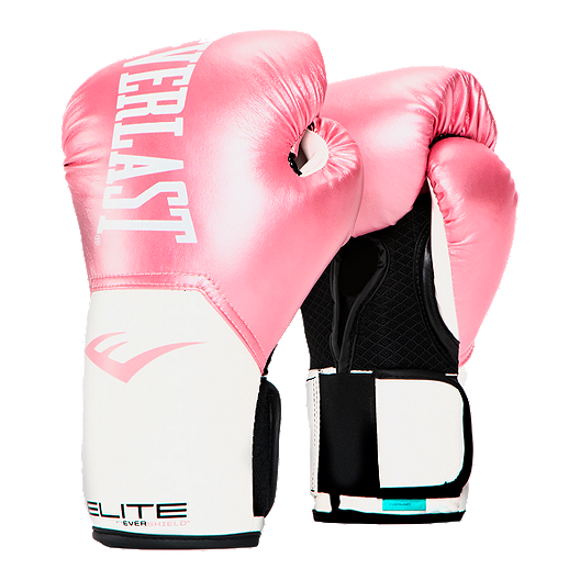 92ad9930f8d8ff Everlast 12Oz Pro Style Training Glove 2.0 Pink White
