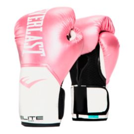 Everlast 12Oz Pro Style Training Glove 2.0 Pink/White