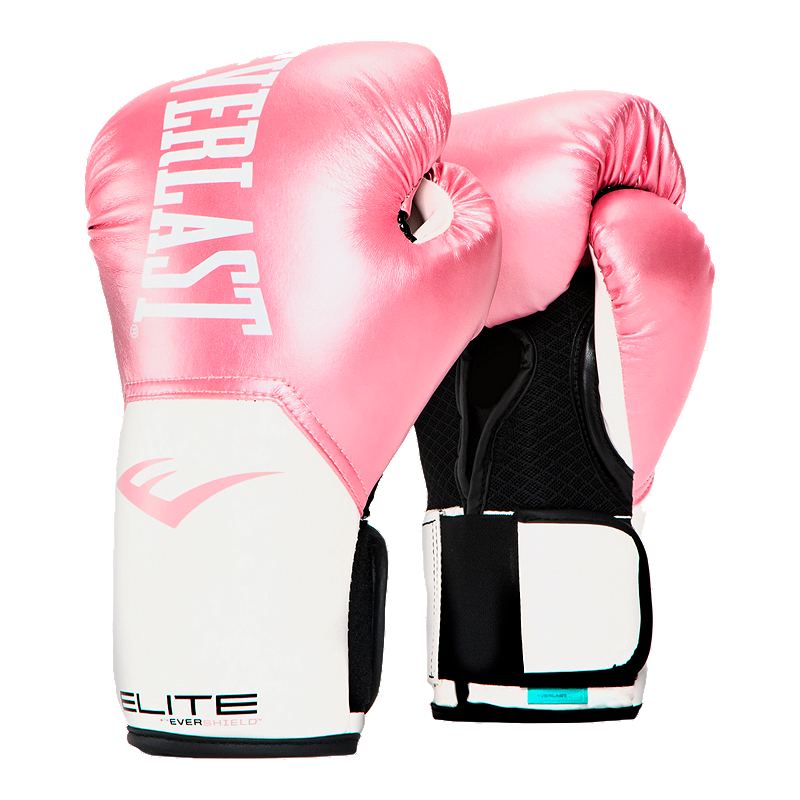 1ecdc812a Everlast 12Oz Pro Style Training Glove 2.0 Pink White