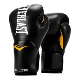 Everlast 12Oz Pro Style Training Gloves 2.0 Black