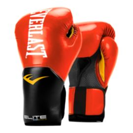 Everlast 14Oz Pro Style Training Glove 2.0 Red/Black
