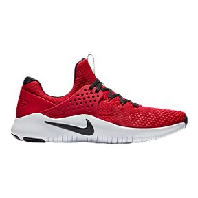 6bedc5863f9d ... promo code for nike mens free tr v8 training shoes red black white  fd8ae 5fcfa