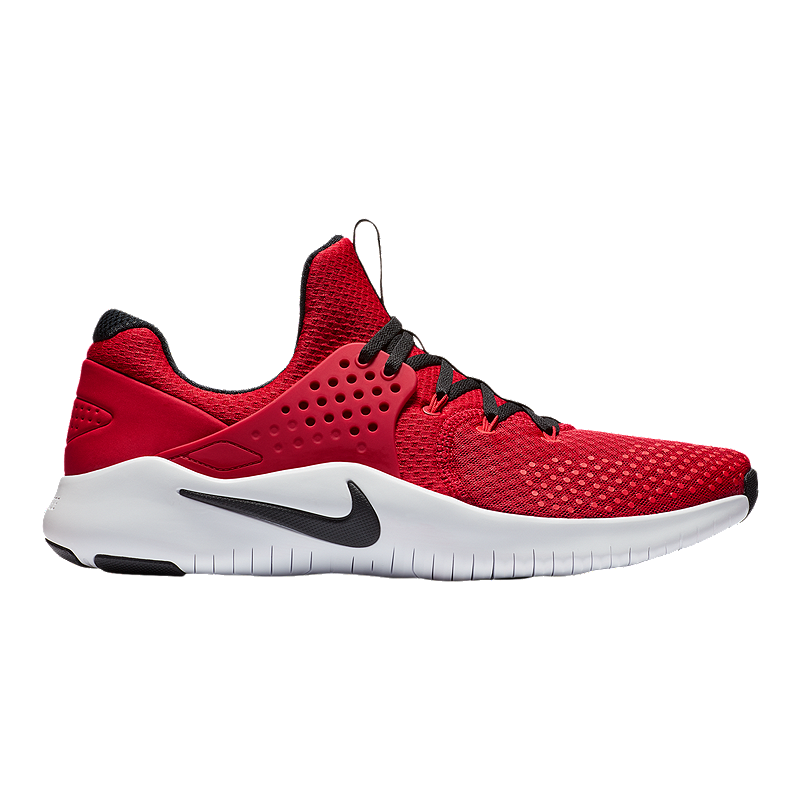 Nike V8 RedblackwhiteSport Chek Tr Men's Free Training Shoes tCrhBdsQxo