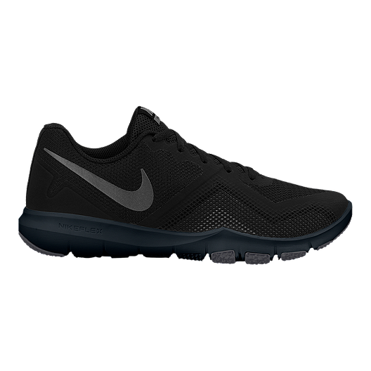 7de23aca90e77 Nike Men s Flex Control II Training Shoes - Black Anthracite