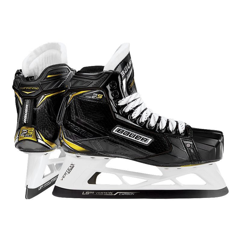 6dc96883f72 Bauer Supreme 2S Pro Junior Goalie Skates (688698312577) photo