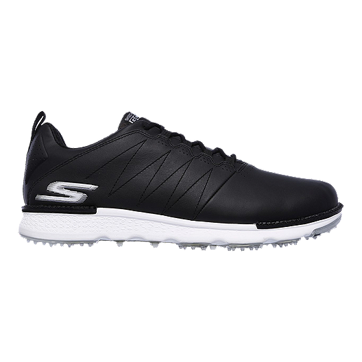 bd8b9b7374974 Skechers Men s GO GOLF Elite V.3 - Black White