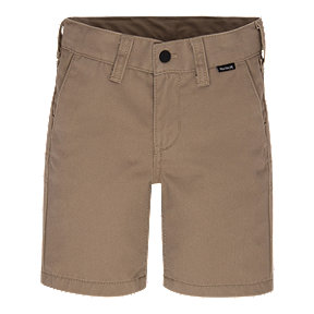 Hurley Kids' 4-7 One & Only Walk Shorts