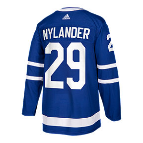 Toronto Maple Leafs adidas William Nylander Authentic Pro Home Hockey Jersey